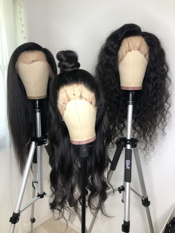 Raw Indian Full Lace Wig